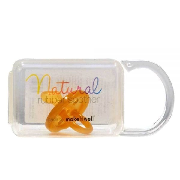 MakeUwell Ortho Natural Rubber Soother