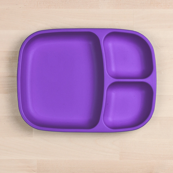 Amethyst Re-Play Divided Tray