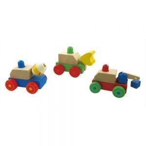 ToysLink - Squeaky Construction Truck
