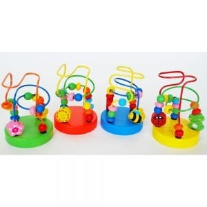 ToysLink - Wooden Wise Beads