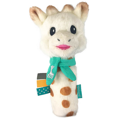 Sophie The Girafe Sequeezy Rattel